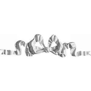 Орнамент Decomaster DECOMASTER-2 цвет белый 175х45х17 мм (66105)