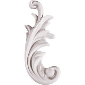 Орнамент Decomaster DECOMASTER-2 цвет белый 155х50х15 мм (66132 L)