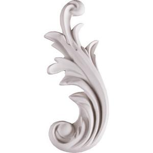 Орнамент Decomaster DECOMASTER-2 цвет белый 155х50х15 мм (66132 R)
