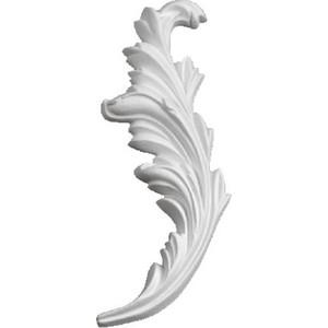 Орнамент Decomaster DECOMASTER-2 цвет белый 55х150х15 мм (66142 R)