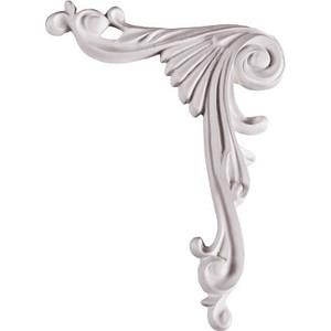 Орнамент Decomaster DECOMASTER-2 цвет белый 150х120х20 мм (66143 R)