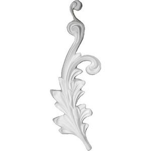 Орнамент Decomaster DECOMASTER-2 цвет белый 90х240х22 мм (66154 L)