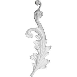 Орнамент Decomaster DECOMASTER-2 цвет белый 90х240х22 мм (66154 R)