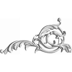 Орнамент Decomaster DECOMASTER-2 цвет белый 200х100х13 мм (66163 R)