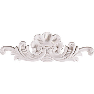 Орнамент Decomaster цвет белый 100х310х20 мм (68101-2)