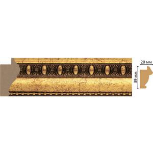 Багет Decomaster Ренессанс цвет 221 39х20х2900 мм (685-221)