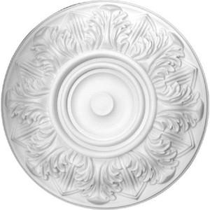 Розетка потолочная Decomaster DECOMASTER-2 цвет белый 330 мм (80030)