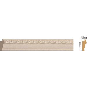 Молдинг Decomaster Ионика цвет 18D 40х20х2900 мм (807-18D)