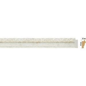 Молдинг Decomaster STONE LINE цвет 41 40х20х2900 мм (807-41)
