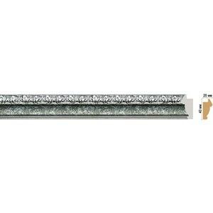 Молдинг Decomaster STONE LINE цвет 44 40х20х2900 мм (807-44)