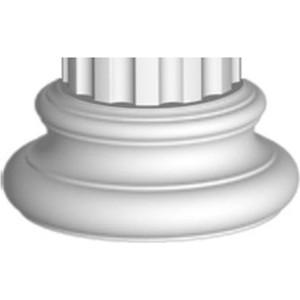 Основание Decomaster цвет белый 320х320х125 мм (90018-4)