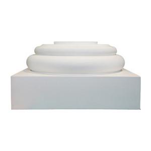 Основание Decomaster цвет белый 220х410х410 мм (90024-6)