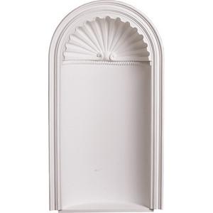 Ниша Decomaster DECOMASTER-2 цвет белый 1111х600х210 мм (91361)