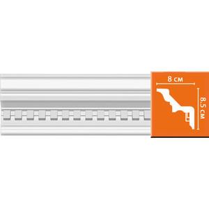 Профиль Decomaster DECOMASTER-2 цвет белый 85х85х2400 мм (95002)