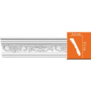 Профиль Decomaster DECOMASTER-2 цвет белый 66х83х2400 мм (95036)