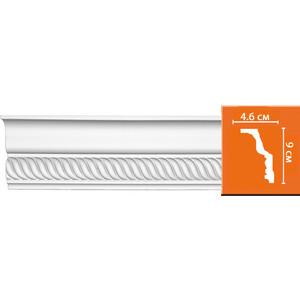 Профиль Decomaster DECOMASTER-2 цвет белый 46х90х2400 мм (95088)