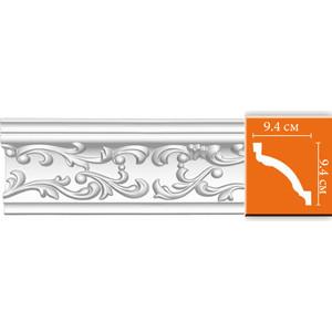Профиль Decomaster DECOMASTER-2 цвет белый 94х94х2400 мм (95292)