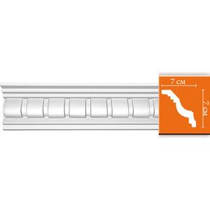 Профиль Decomaster DECOMASTER-2 цвет белый 70х70х2400 мм (95345)
