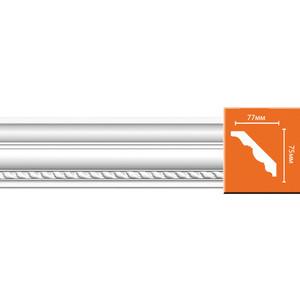 Профиль Decomaster DECOMASTER-2 цвет белый 77х75х2400 мм (95349)
