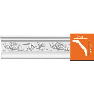 Профиль Decomaster DECOMASTER-2 цвет белый 60х78х2400 мм (95614)