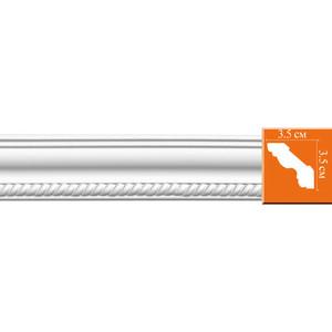 Профиль Decomaster DECOMASTER-2 цвет белый 35х35х2400 мм (95637)