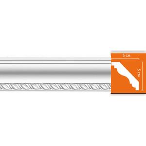 Профиль гибкий Decomaster DECOMASTER-2 цвет белый 50х50х2400 мм (95638 fl) профиль decomaster decomaster 2 цвет белый 50х50х2400 мм 96118