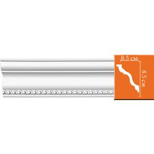Профиль Decomaster DECOMASTER-2 цвет белый 85х85х2400 мм (95684)