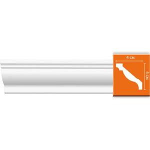 Профиль Decomaster DECOMASTER-2 цвет белый 40х40х2400 мм (96015)