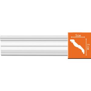Профиль Decomaster DECOMASTER-2 цвет белый 50х50х2400 мм (96117) профиль decomaster decomaster 2 цвет белый 50х50х2400 мм 96118