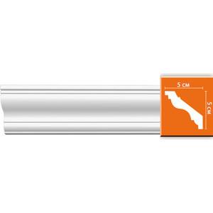 Профиль гибкий Decomaster DECOMASTER-2 цвет белый 50х50х2400 мм (96118 fl) профиль decomaster decomaster 2 цвет белый 50х50х2400 мм 96118