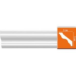 Профиль Decomaster DECOMASTER-2 цвет белый 50х50х2400 мм (96118) профиль decomaster decomaster 2 цвет белый 50х50х2400 мм 96118