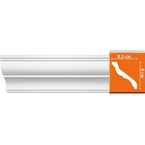 Профиль Decomaster DECOMASTER-2 цвет белый 85х80х2400 мм (96120)