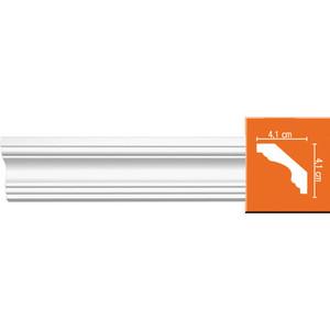 Профиль Decomaster DECOMASTER-2 цвет белый 41х41х2400 мм (96159)