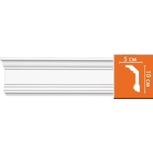 Профиль Decomaster DECOMASTER-2 цвет белый 50х100х2400 мм (96321)