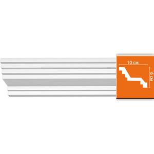 Профиль Decomaster DECOMASTER-2 цвет белый 100х60х2400 мм (96400)