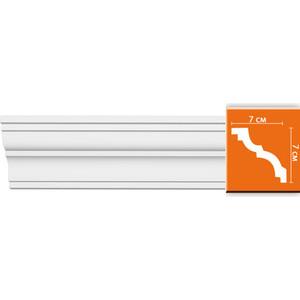 Профиль Decomaster DECOMASTER-2 цвет белый 70х70х2400 мм (96614)