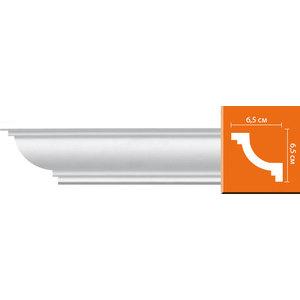 Профиль Decomaster DECOMASTER-2 цвет белый 65х66х2400 мм (96673)