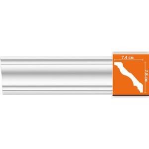 Профиль Decomaster DECOMASTER-2 цвет белый 74х78х2400 мм (96684)