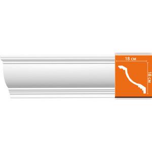 Профиль Decomaster DECOMASTER-2 цвет белый 180х180х2400 мм (96695) профиль decomaster decomaster 2 цвет белый 50х50х2400 мм 96118