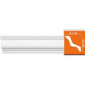 Профиль Decomaster DECOMASTER-2 цвет белый 65х65х2400 мм (96801)