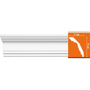 Профиль Decomaster DECOMASTER-2 цвет белый 70х90х2400 мм (96804)