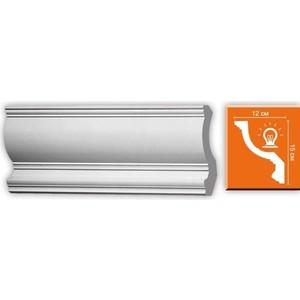Профиль гибкий Decomaster DECOMASTER-2 цвет белый 120х150х2400 мм (96901 fl)