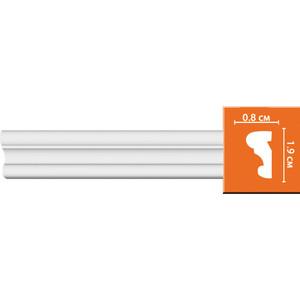 Угол Decomaster цвет белый 180х180х18 мм (97100-1)