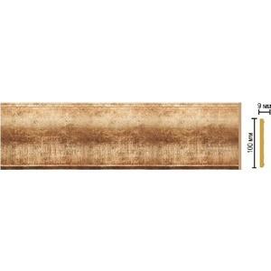 Панель Decomaster Золотой глянец цвет 126 100х9х2400 мм (B10-126)