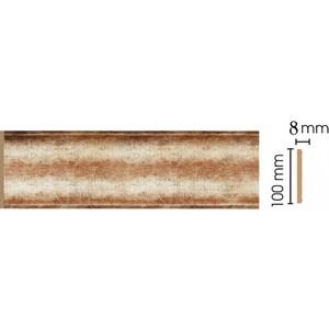 Панель Decomaster Венецианская бронза цвет 127 100х9х2400 мм (B10-127)