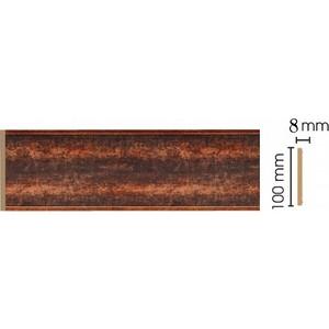 Панель Decomaster Триумф цвет 767 100х9х2400 мм (B10-767)