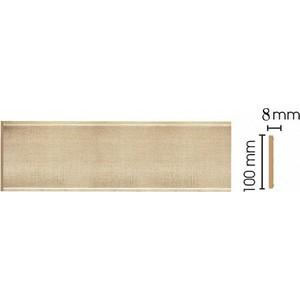 Панель Decomaster Матовое золото цвет 933 100х9х2400 мм (B10-933)