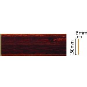 Панель Decomaster Красное дерево цвет 1084 150х9х2400 мм (B15-1084)
