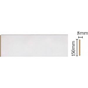 Панель Decomaster Белый цвет 115 150х9х2400 мм (B15-115)