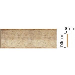 Панель Decomaster Шампань цвет 553 150х9х2400 мм (B15-553)